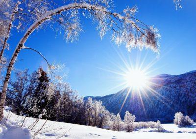 Празникът Зимно слънцестоене