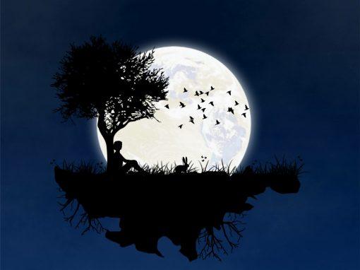 Лунна медитация – свързване с лунния кръг
