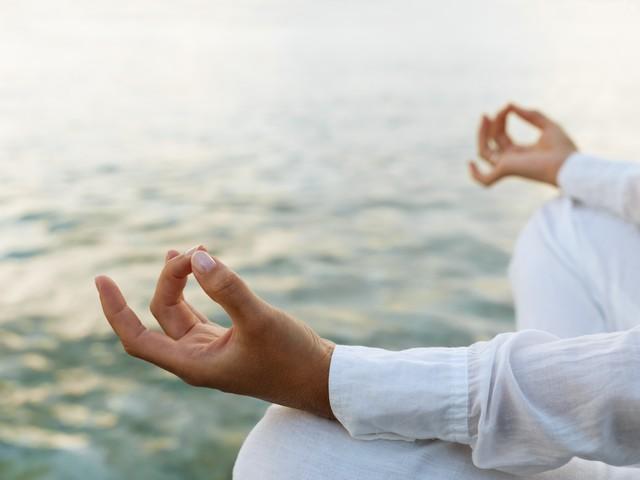 Медитативна практика за баланс на жизнената енергия