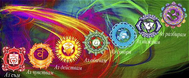 Медитации в цветове и чакри. Как да се научим да медитираме   Семинар