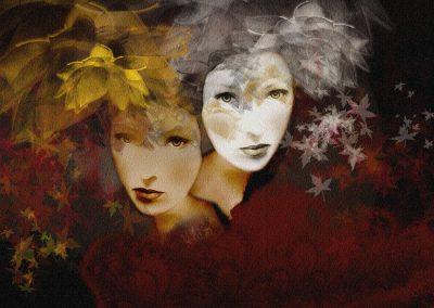 Пълнолуние в Близнаци – домът е там където е умът