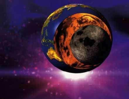 Тъмна луна в Телец