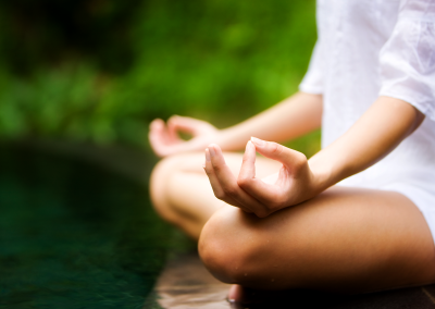 Медитации водени с глас