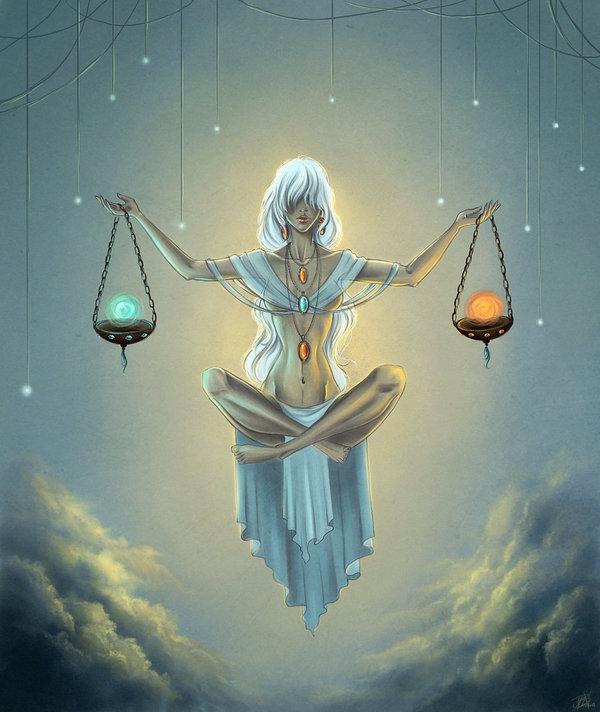 Медитация Пълнолуние във Везни