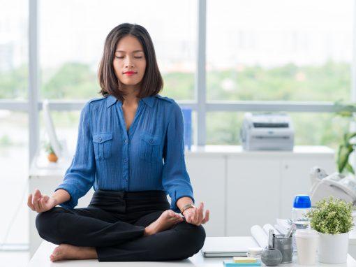 Медитация водена с глас